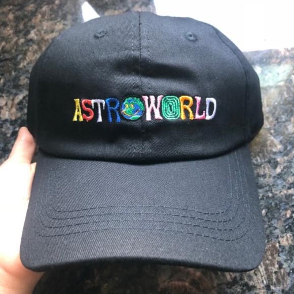 03461861b3420 Astroworld Travis Scott Merch Hat Day 1